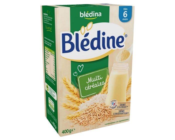 BLéDINA Blédine Multicéréales, 400g