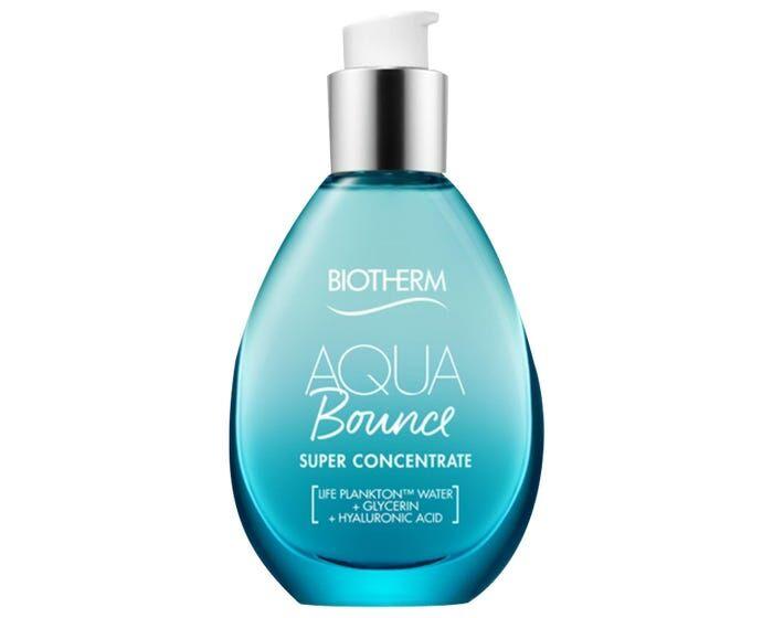 BIOTHERM AQUA BOUNCE Super Concentrate - Soin visage Hydratant raffermissant à l'Acide Hyaluronique, 50mL