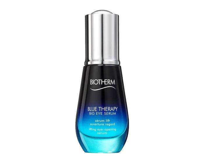 BIOTHERM BLUE THERAPY EYE OPENING - Soin sérum contour des yeux anti âge anti ride & anti cerne, 16ml