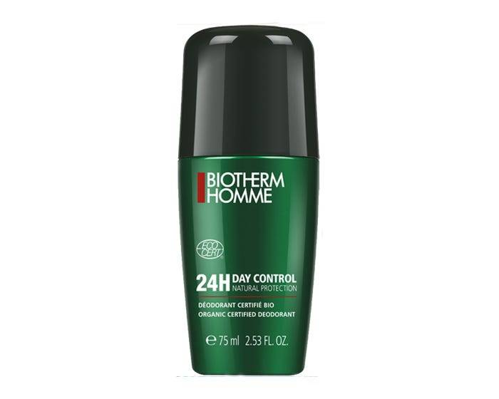 BIOTHERM HOMME BIO HOMME - Déodorant écologique Day Control Natural protect Roll-On Bio, 75ml