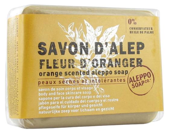 TADé Savon d'Alep Fleur d'Oranger, 100g