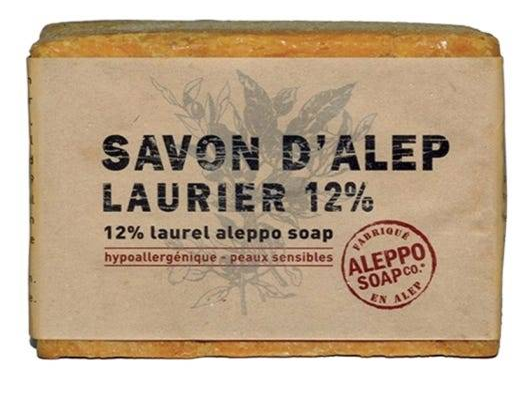 TADé Savon d'Alep Laurier 12%, 200g