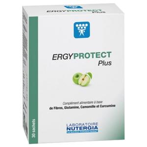Nutergia - Ergyprotect Plus, 30 Sachets - Publicité