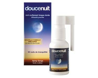 DOUCE NUIT Anti ronflement spray gorge, 22ml