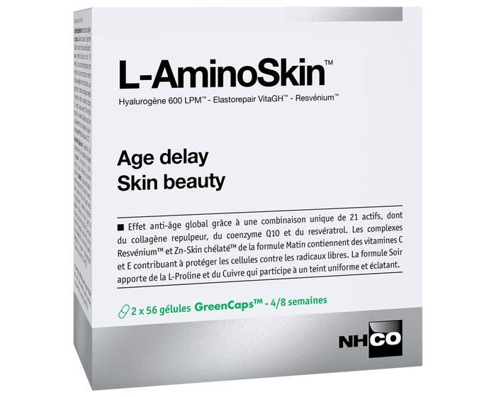 NHCO L-AminoSkin, 2x56 gélules