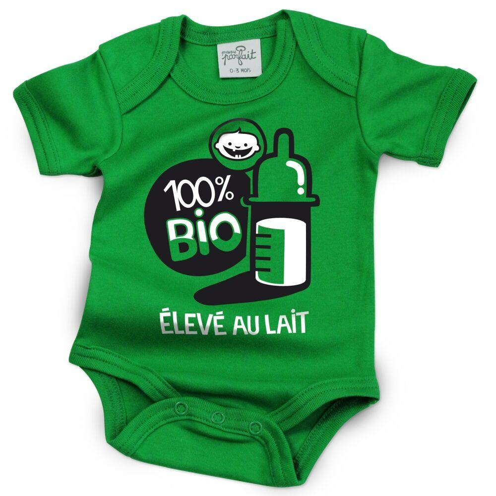 Body bébé 100% Bio