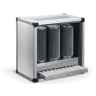QDM Caissons de ventilation à charbons actifs Version Statique