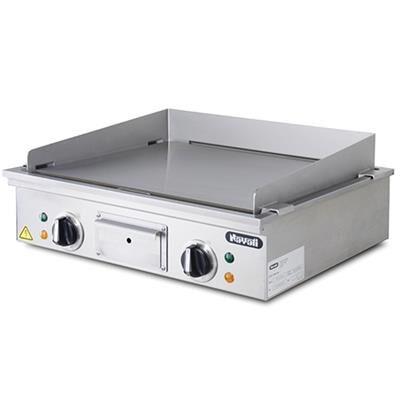 NAYATI Teppanyaki électrique de table - 2 zones 6,3 kW