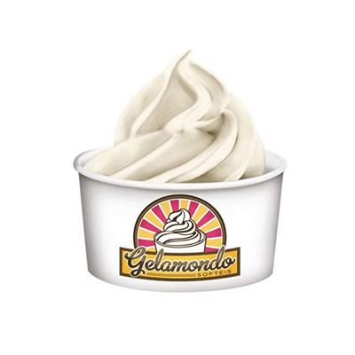 GELAMONDO Mix à glace italienne en poudre 10 kg - Vanille