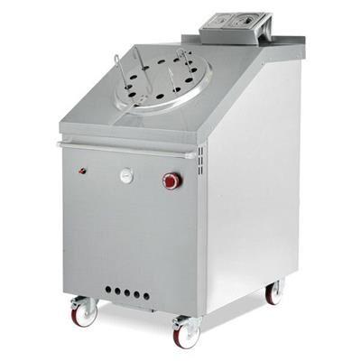 QDM Four tandoori professionnel à gaz 12 kW