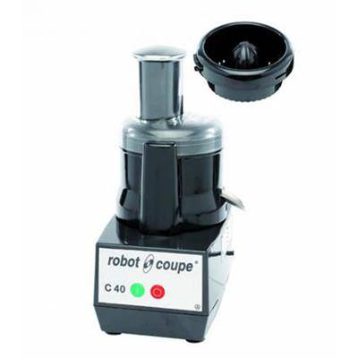 ROBOTCOUPE Extracteur de jus et coulis professionnel C 40 Robot-Coupe