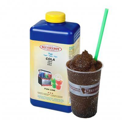 SLUSHYBOY Sirop granita Slushyboy ® Frozen Drinks. - COLA