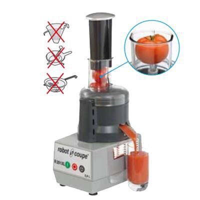 ROBOTCOUPE Kit extracteur de jus & coulis pour R201/211 XL