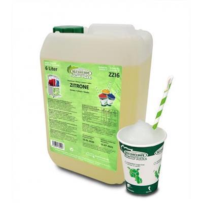 SLUSHYBOY Sirop granita sans sucre Slushyboy® Frozen Drinks x 12 L - CITRON