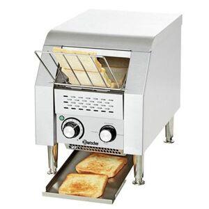 BARTSCHER Grille-pain à convoyeur Mini Bartscher 100211 - Publicité