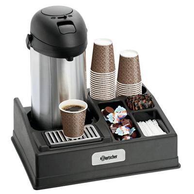 BARTSCHER Présentoir à café