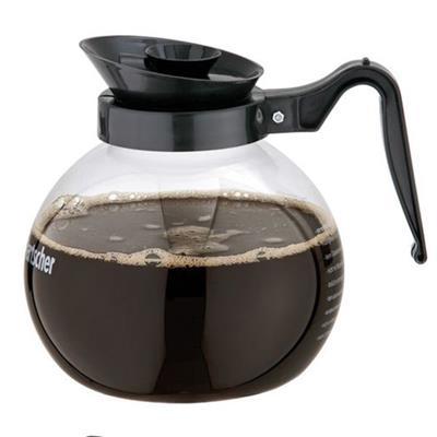 BARTSCHER Carafe en verre pour machine à café 2 litres