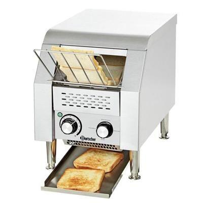 BARTSCHER Grille-pain à convoyeur Mini Bartscher 100211