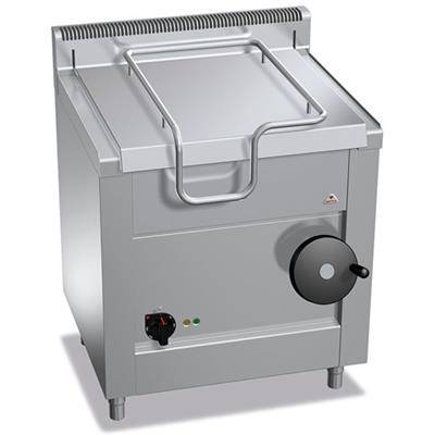 QDM Sauteuse électrique basculante professionnelle