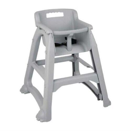 BOLERO Chaise haute empilable gr...