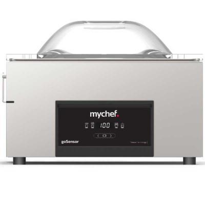 MYCHEF Machine sous-vide de table Mychef goSensor L double soudure - 20m3/h