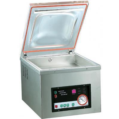 QDM Machine de mise sous vide à cloche VAC 350