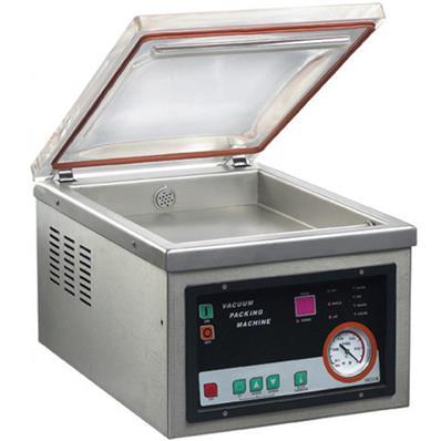 QDM Machine de mise sous vide à cloche VAC280