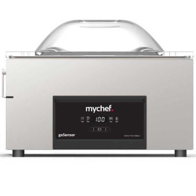 MYCHEF Machine sous-vide de table Mychef goSensor L double soudure - Pompe busch 20m3/h