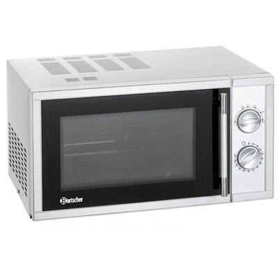 BARTSCHER Four micro-ondes avec grill 23 L 900W