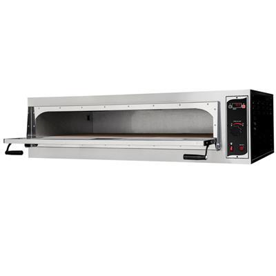 PRISMAFOOD Four électrique universel à pain et pizza Large Virtuoso 6B Top