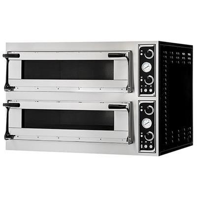 PRISMAFOOD Four électrique professionnel à pizza et pain Virtuoso 44
