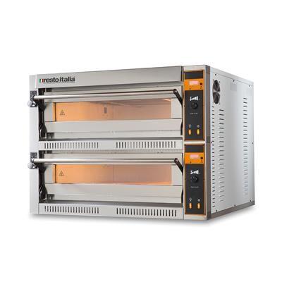 RESTO ITALIA Four à pizza électrique digital Resto Italia TECPRO D-66 BIG L