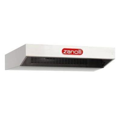 ZANOLLI Hotte pour fours à pizza série Citizen 9 PW Aspiration 600m3/h