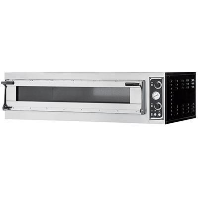 PRISMAFOOD Four électrique professionnel à pizza et pain Large Virtuoso 6B