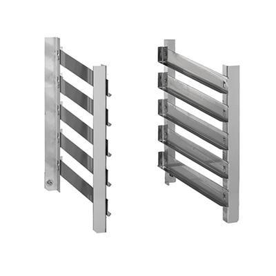 TECHNITALIA Kit porte-plaques x6 four à convection FML 10 niveaux - 60 x 40 et GN 1/1