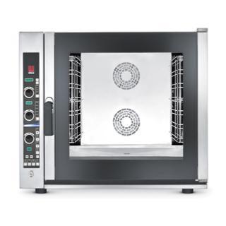 EKA Four digital combi avec chauffe eau - 7 GN 1/1