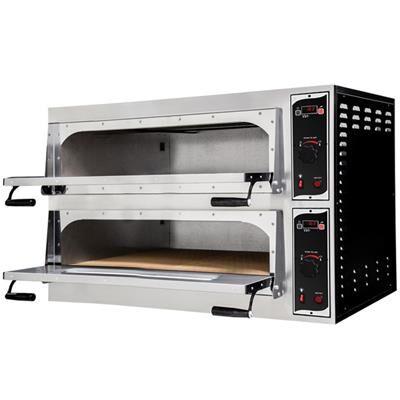 PRISMAFOOD Four électrique universel à pain et à pizza Virtuoso 66 Top