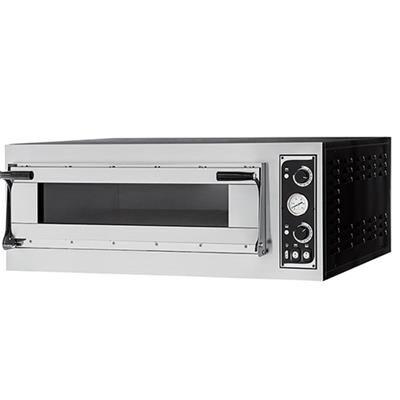 PRISMAFOOD Four électrique professionnel à pizza et pain Virtuoso 4
