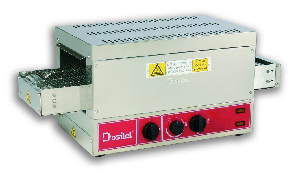 DOSILET Four à pizza convoyeur Dosilet TT4400 - Ø pizzas max 250 mm