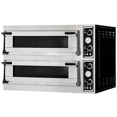 PRISMAFOOD Four électrique professionnel à pizza et pain Virtuoso 66