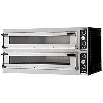 PRISMAFOOD Four électrique professionnel à pizza et pain Large Virtuoso 66B