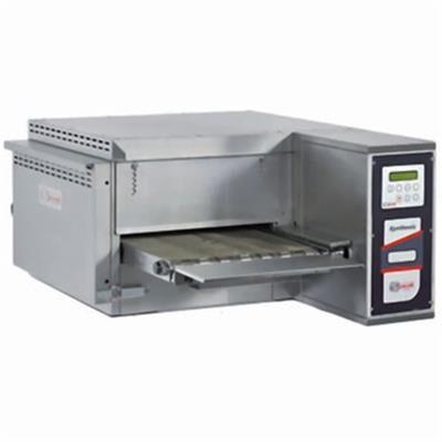 ZANOLLI Four convoyeur électrique pizza, pain et pâtisserie Zanolli Synthesis 06/40 VE