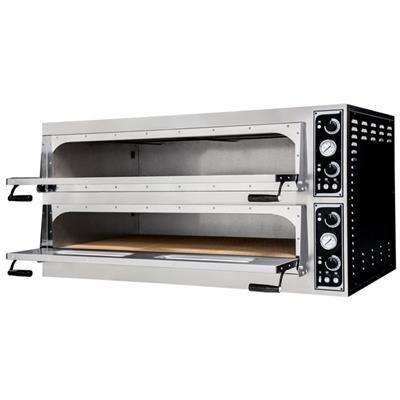 PRISMAFOOD Four électrique universel pain et pizza Large Virtuoso 66B Top