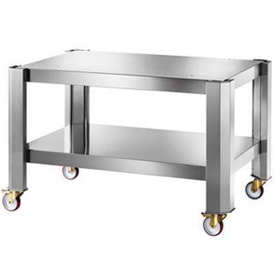 GAM Support Chariot Inox pour four à pizza KING 9