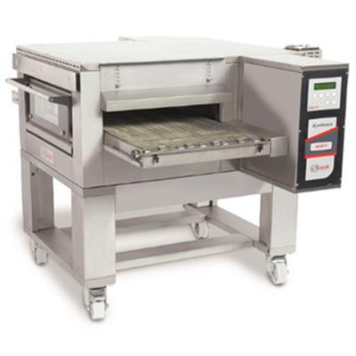 ZANOLLI Four convoyeur électrique pizza, pain et pâtisserie Zanolli Synthesis 12/100 VE
