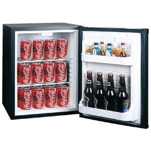 POLAR Minibar réfrigéré d'hôtel noir 30 litres - Publicité