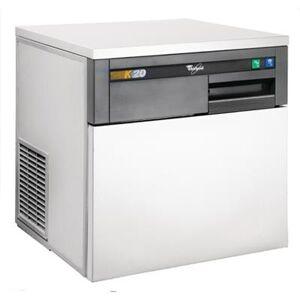 WHIRLPOOL Machine à glaçons professionnelle remplissage automatique 24kg/24h Whirlpool K20 - Publicité