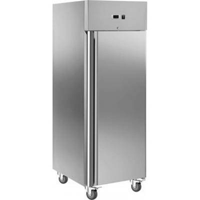 L2G Armoire réfrigérée positive inox 650 litres GN 2/1 - 1 porte