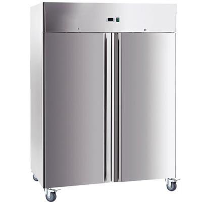L2G Armoire réfrigérée tout inox GN 2/1 1400 litres - 2 portes