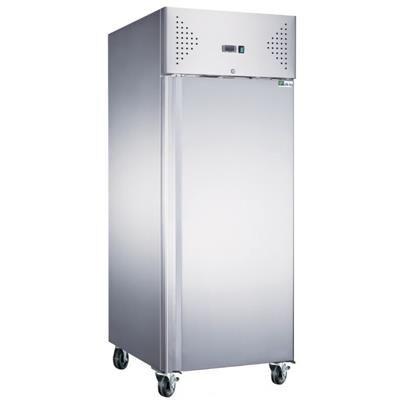AFI Armoire réfrigérée positive inox 650 litres GN 2/1 - 1 porte
